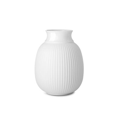 Billede af Lyngby Curve Vase, 12cm