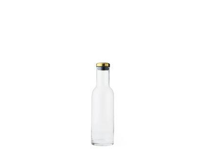 Billede af Bottle Carafe, 1 L, w. Brass Lid
