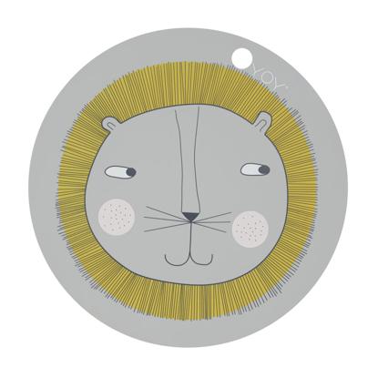 Billede af Placemat - Lion