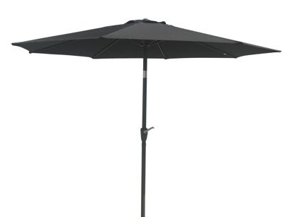 Billede af Sevilla parasol Rund