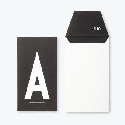 Billede af Greeting Card -A
