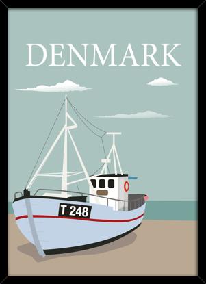Billede af T/RA Fishing boat
