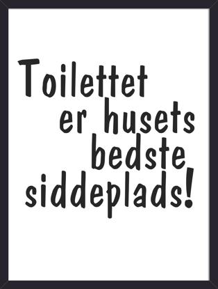 Billede af Toilet