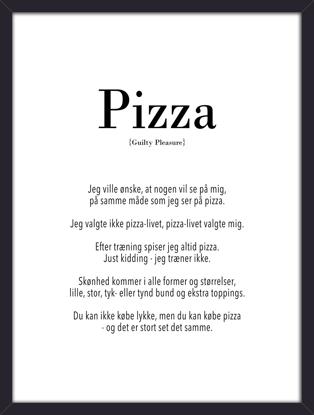Billede af Pizza
