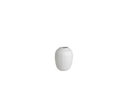 Billede af Hammershøi vase H100 hvid