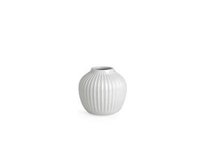 Billede af Hammershøi vase H125 hvid
