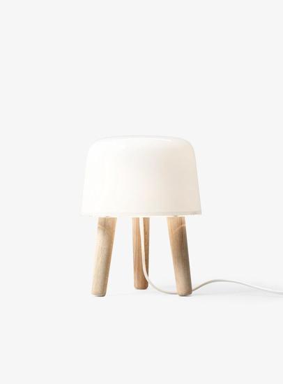 Billede af Milk Table Lamp - NA1 - White cord