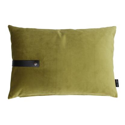 Billede af Velvet cushion moss 60x40