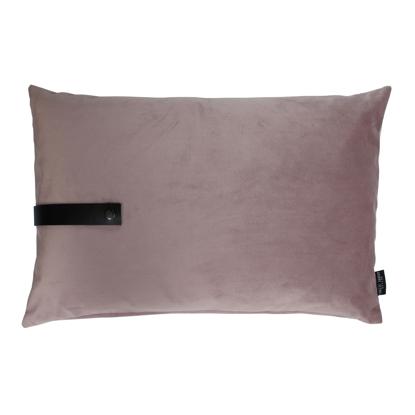 Billede af Velvet cushion dusty rose 60x40