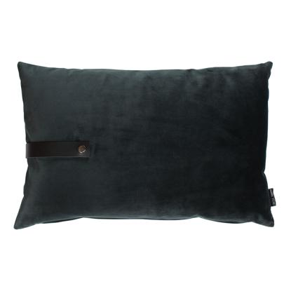 Billede af Velvet cushion aqua 60x40