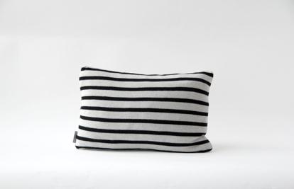 Billede af Still Cushion Stripe, 40cm