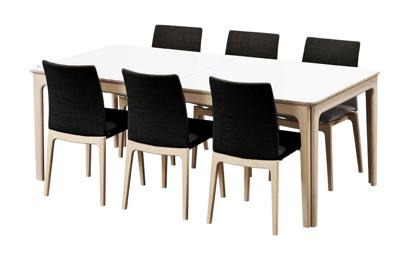 Billede af Skovby SM27 spisebord