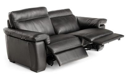 Billede af Editions 3 pers sofa med el recliner