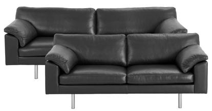 Billede af Palermo 3 og 2 pers sofa