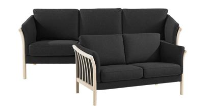 Billede af Tunis CL600 sofasæt i eg