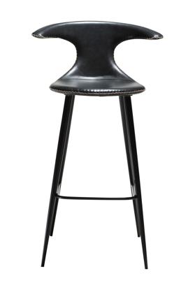 Billede af Dan-Form barstol i kunstlæder