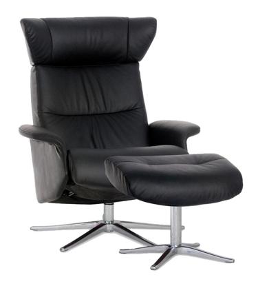 Billede af Space Maximum lænestol og fodskammel
