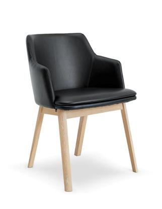 Billede af Skovby SM65 spisebordsstol