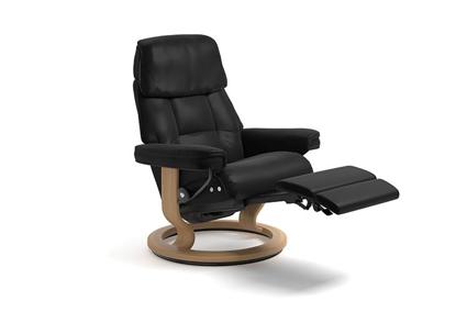 Billede af Stressless Ruby lænestol med LegComfort