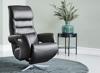Billede af Global Comfort Toronto lænestol med indbygget fodskammel