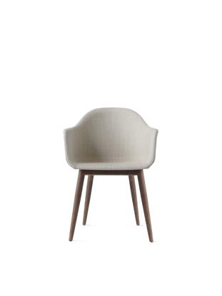 Billede af Harbour Chair, Remix 233/Dark Oak Wood B