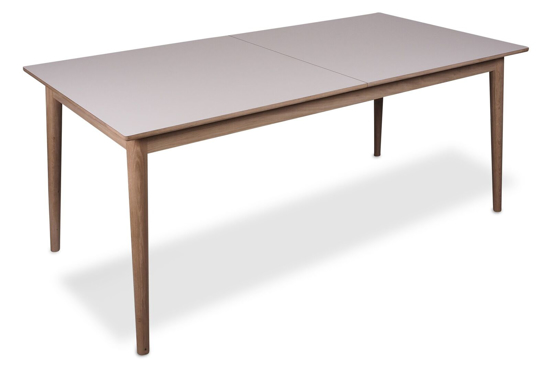 Billede af Sesame Spisebord inkl. Indbygget tillægsplade til 320 cm, nano laminat