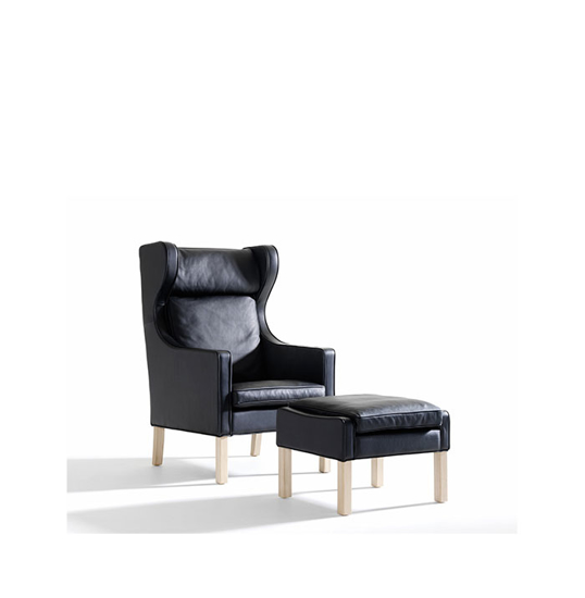 Billede af Skipper Eton øreklap stol