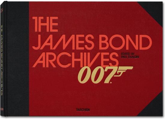 Billede af James Bond Archives - Spectre Edt.