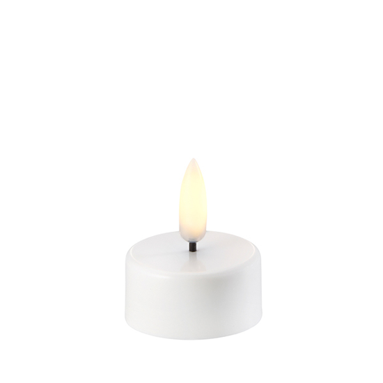 Billede af Uyuni LED Fyrfadslys - 3,8x4,7cm