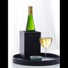 Billede af Vase rektangulær (rokokko) 11x11x18cm