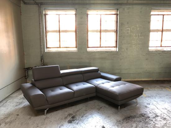 Billede af Malta chaiselong sofa