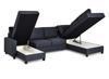 Billede af Als luksus u-sovesofa med chaiselong