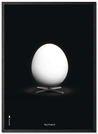 Billede af Brainchild Ægget plakat, 50x70