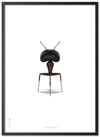 Billede af Brainchild Myren plakat, 30x40