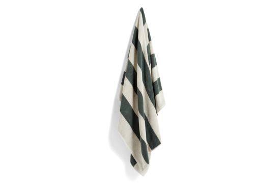 Billede af Frotté Stripe Badehåndklæde