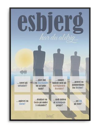 Billede af Esbjerg - Har du aldrig?! Stor