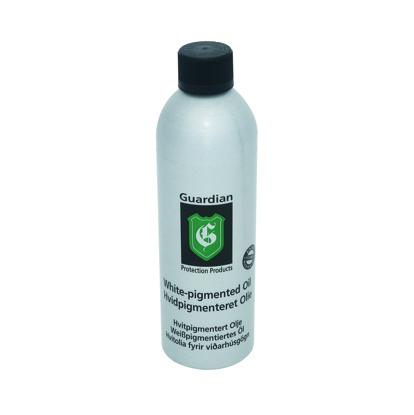 Billede af Hvidpigmenteret olie, 400 ml