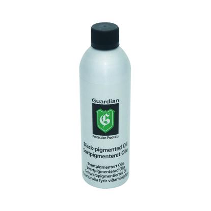 Billede af Sortpigmenteret olie, 400 ml