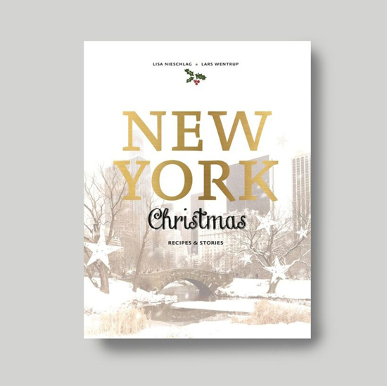 Billede af New York Christmas Recipes and Stories