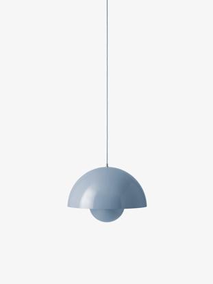 Billede af Flowerpot Pendant - VP2 - Light Blue