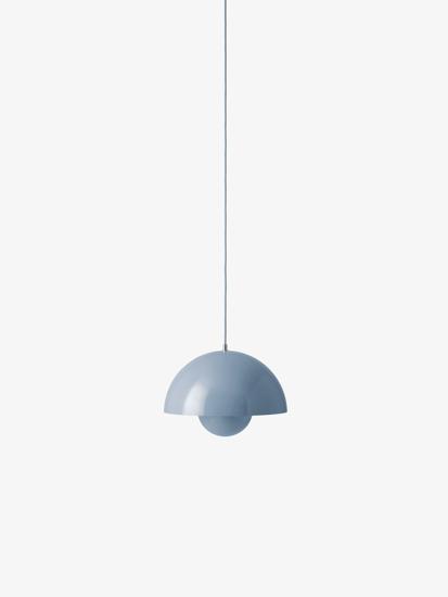 Billede af Flowerpot Pendant - VP7 - Light Blue