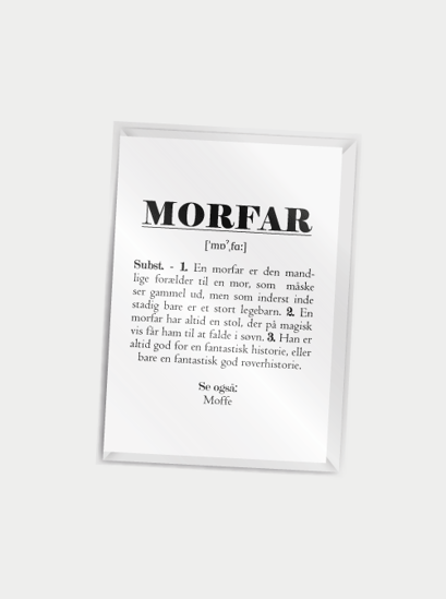Billede af Morfar (definition), A7