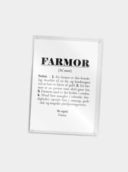 Billede af Farmor (definition), A7