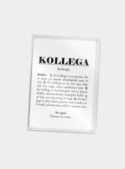 Billede af Kollega (definition), A7