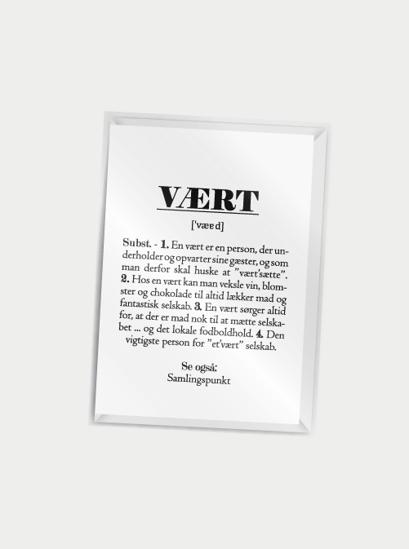 Billede af Vært (definition), A7
