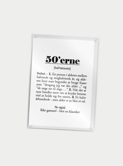 Billede af 50'erne (definition), A7
