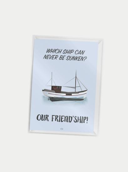 Billede af Friend'ship, A7