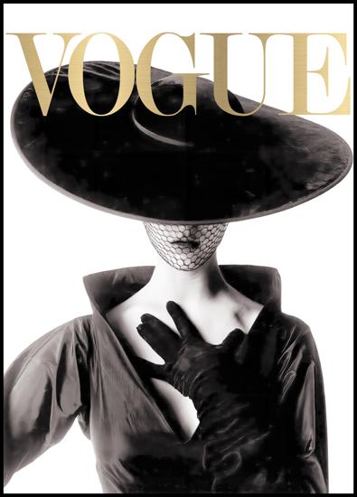 Billede af Vogue 5, 50x70
