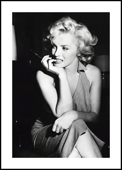 Billede af Marilyn Monroe 4, 50x70