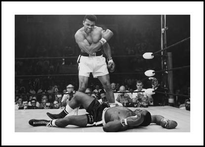 Billede af Muhammad Ali 2, 40x30